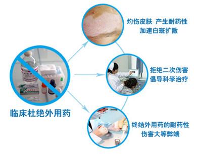 多维白癜风康复工程――辅助巩固治疗